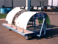 cowls support trolley