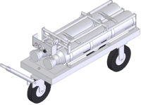 nitrogen cart